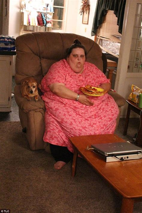 my 600 lb life cookies 43st woman claims her mother made her super obese and even bought her fast food after her