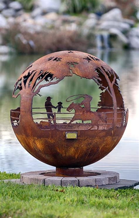 Fire Pit Sphere Round Up The Fire Pit Gallery The Pit Sphere