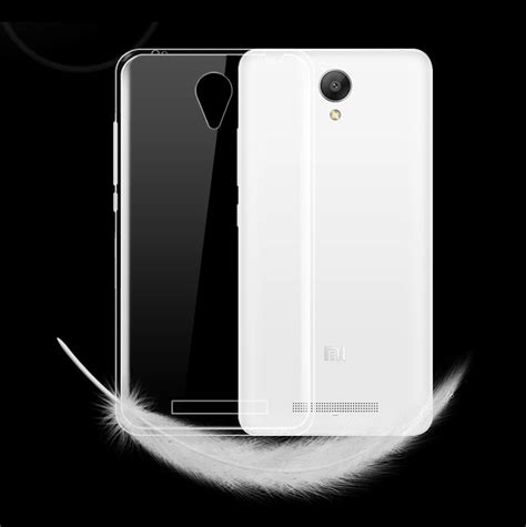 Ultra Thin Tpu For Xiaomi Redmi Note 2 Transpare Promo ultra thin tpu for xiaomi redmi note 2 transparent jakartanotebook