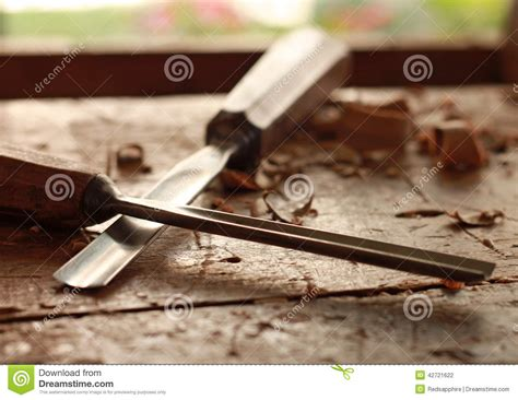 carpentry woodworking vintage carpentry woodworking workshop stock photo image