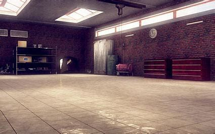 Garage Floor Tiles   LoveToKnow
