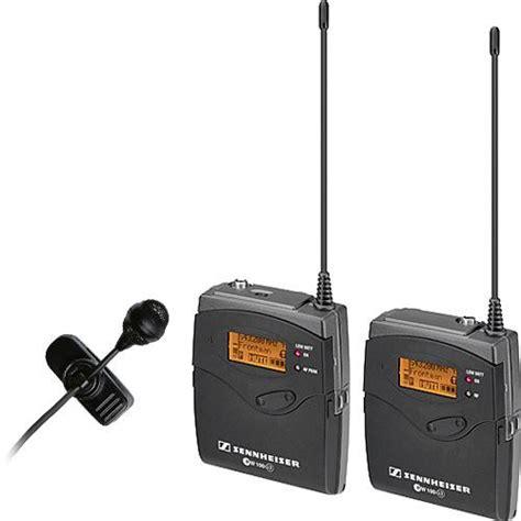 Mic Wireless Senheiser Ew 122 G2 Clip On sennheiser ew 122 p g3 mount wireless ew122pg3 a b h