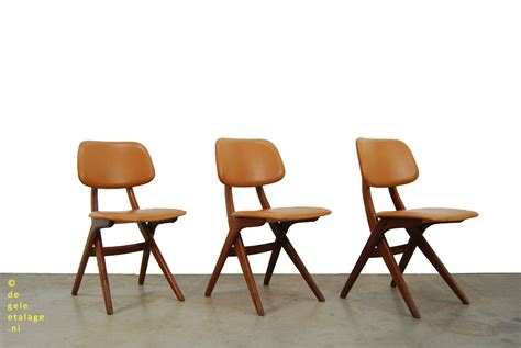 eettafel stoelen sale sale vintage teakhouten eettafel stoelen louis van
