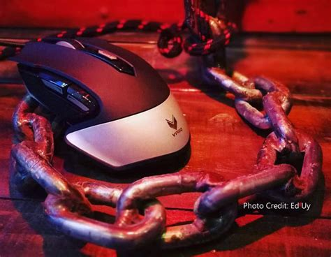 Rapoo Vpro V210 Optical Gaming Mouse Macro vpro the gaming brand of rapoo launches keyboards mice and headsets for serious pc