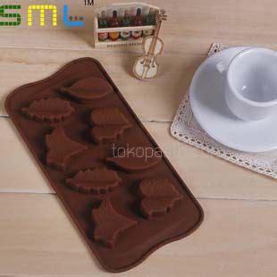 Piring Melamin Bentuk Daun P3714 jual cetakan bentuk daun untuk cokelat puding es batu