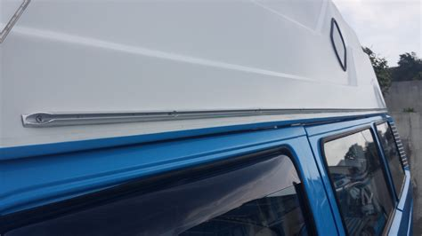 motorhome awning rail vw t25 awning rail one piece cer essentials