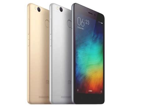 Xiaomi Redmi 3s Prime xiaomi redmi 3s redmi 3s prime launched in india price
