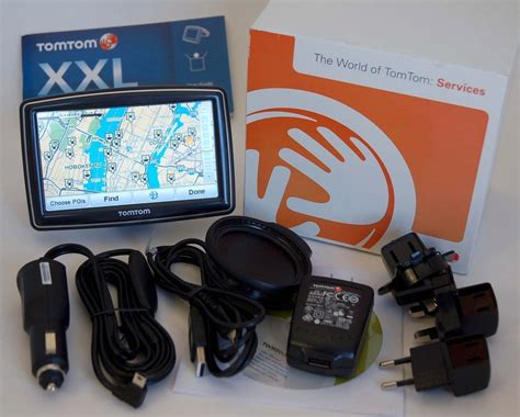 tomtom gps usa map free new tomtom 550t car 5 quot gps usa canada mexico maps