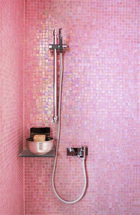 pink tiles bathroom moon to moon beautiful bathroom tiles