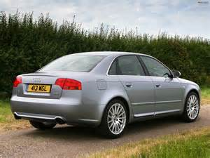 audi a4 2 0t s line sedan uk spec b7 8e 2004 2007 images