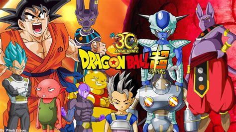 dragon ball universe wallpaper dragon ball super wallpaper universe 6 saga 1 by