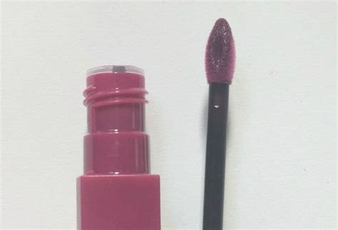 Maybelline New York Matte maybelline new york superstay matte ink liquid lipstick review