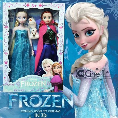 film elsa barbie frozen dolls new 3pcs elsa anna olaf toy doll barbie