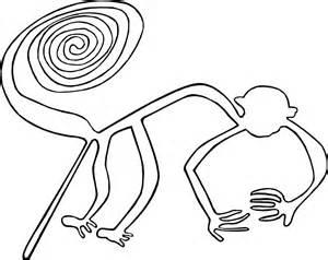 lesson nazca plateau contour line drawing