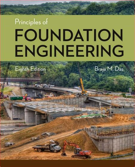 principles of foundation engineering books get engineering books review lecture notes and