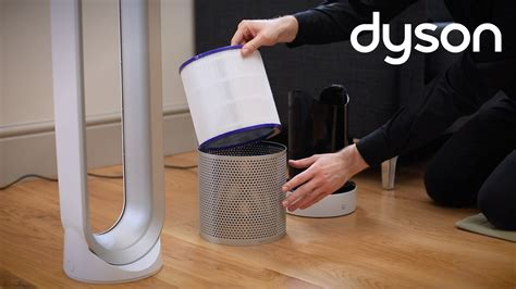 dyson pure cool link air purifier fan tower dyson pure cool link tower purifier fan replacing the