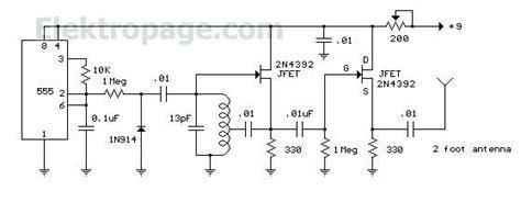 4 transistor fm transmitter 4 transistor 500mw fm transmitter 28 images free circuit diagrams 4u simple fm transmitter