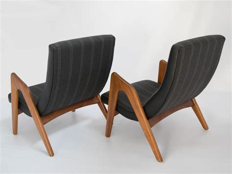 Mid Century Lounge Chairs by Mid Century Lounge Chair By Adrian Pearsall For Craft