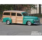 1946 Ford Super Deluxe Woodie Wagon  If Everybody Had An Ocean