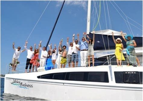 catamaran hire pittwater pittwater boat hire and yacht charter with your own skipper
