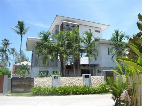 International Style House Plans by International Style House Thai Style Modern House Design