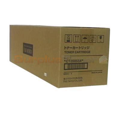 Toner Fujixerox Ct200539 Black Original fuji xerox dc 905 1015 toner black ct200554