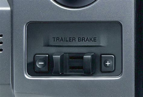 Trailer Brake Control   The Official Site for Ford Accessories
