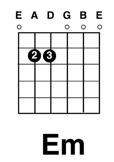 Chord Em On Guitar