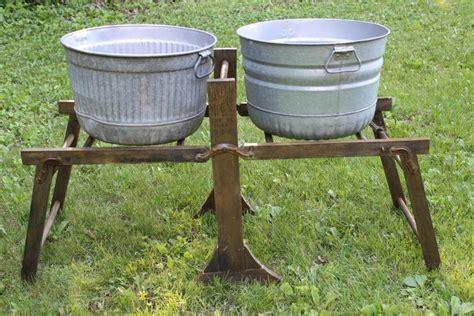 Wooden Washing Up Rack by Wooden Wash Basin Rack Vintique Rentals