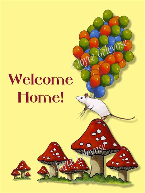 Welcome Home Cards To Print Free