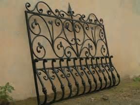 famous wrought iron gates designs