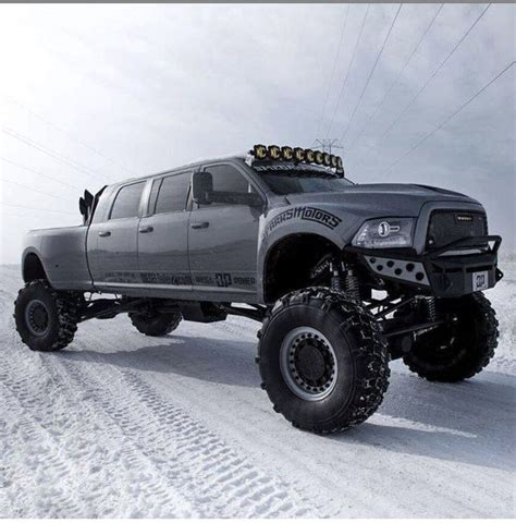 mega truck diesel brothers the 25 best diesel brothers mega ram ideas on