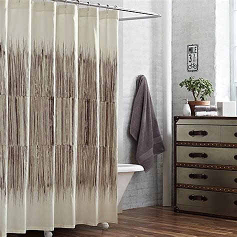 kenneth cole shower curtain buy kenneth cole reaction 174 home landscape shower curtain