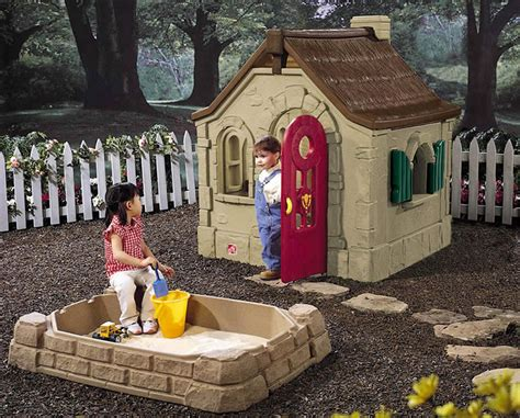 a kids playhouse will bring joy to your home 25 playsets