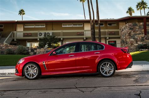 New Ss by 2015 Chevrolet Ss Reviews And Rating Motor Trend