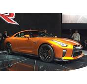 Nissan GT R 2017 Updated Supercar Unveiled In New York