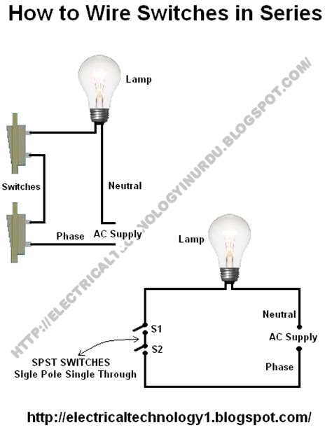 in series wiring diagram 28 images i wired a simple