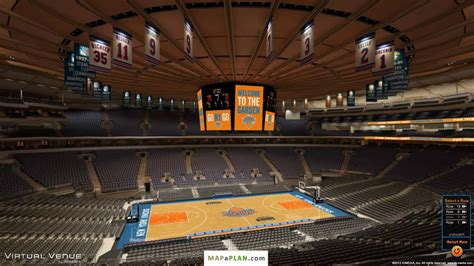 section 210 msg madison square garden seating chart section 210 view