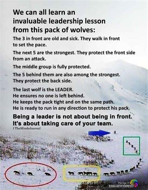 learn  invaluable leadership lesson