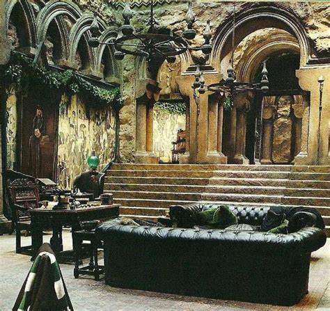 Slytherin Bedroom by Wich Common Room Poll Results Hogwarts Houses Fanpop