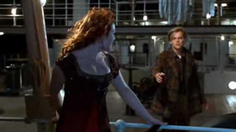 titanic film hot shot wish you would step from that ledge my friend titanic