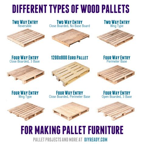standard pallet size diy projects craft ideas how to s