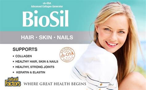 Beauty Products Giveaway - biosil beauty products giveaway whole mom