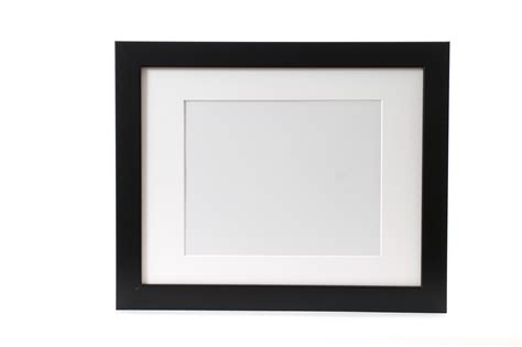 black picture frames with white matting 15 black picture frames with white matting compilation