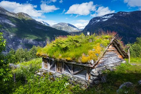 eco roofs history of eco roofs why norwegians build grass roofs