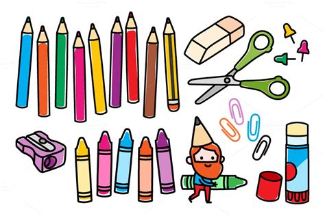 arts and craft supplies for arts and crafts clipart many interesting cliparts