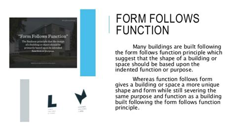 design quotes form follows function form follows function
