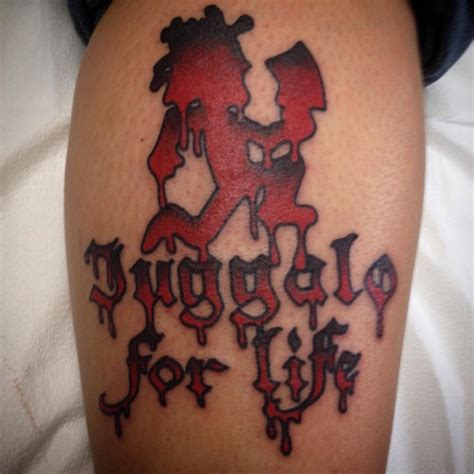 juggalo tattoo designs 26 unique hatchetman tattoos ideas