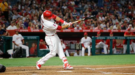 mike trouts swing mike trout s shortest season is his most impressive yet