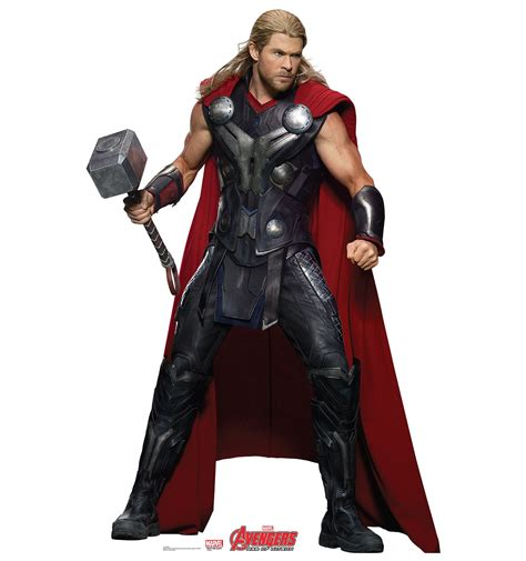 film thor complet age of ultron thor cardboard cutout best price b o y s